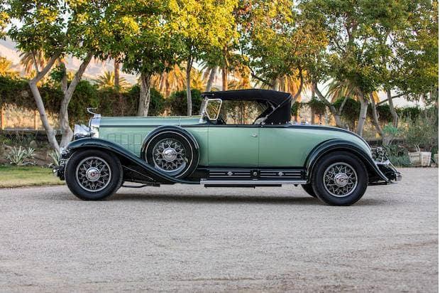 1930 Cadillac Series 452 Fleetwood Roadster