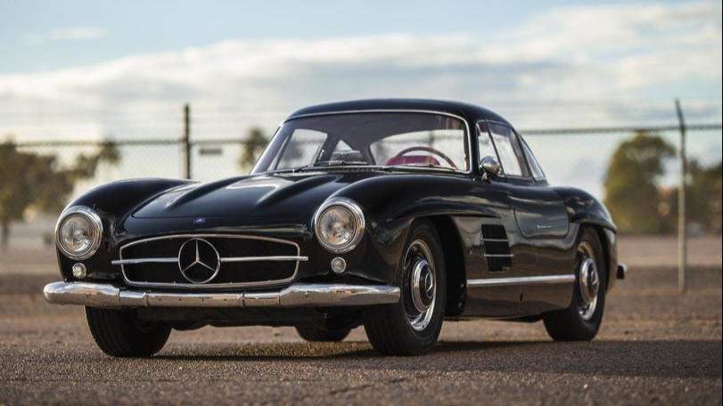 1956 Mercedes-Benz 300SL