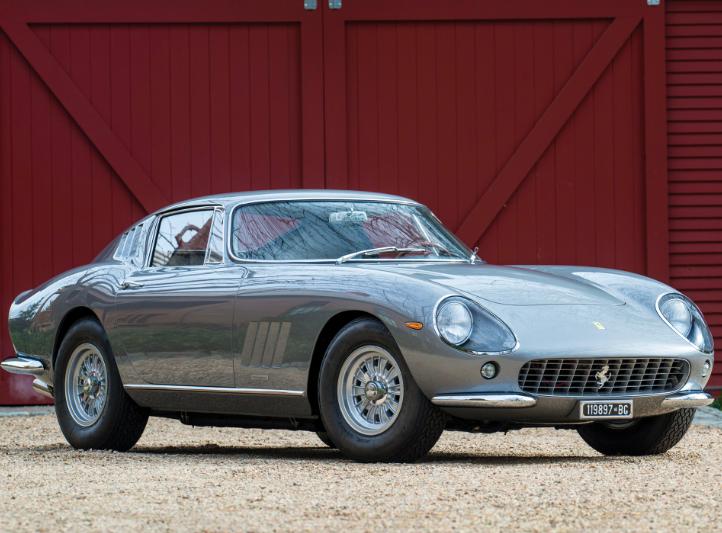 1965 Ferrari 275 GTB Coupe