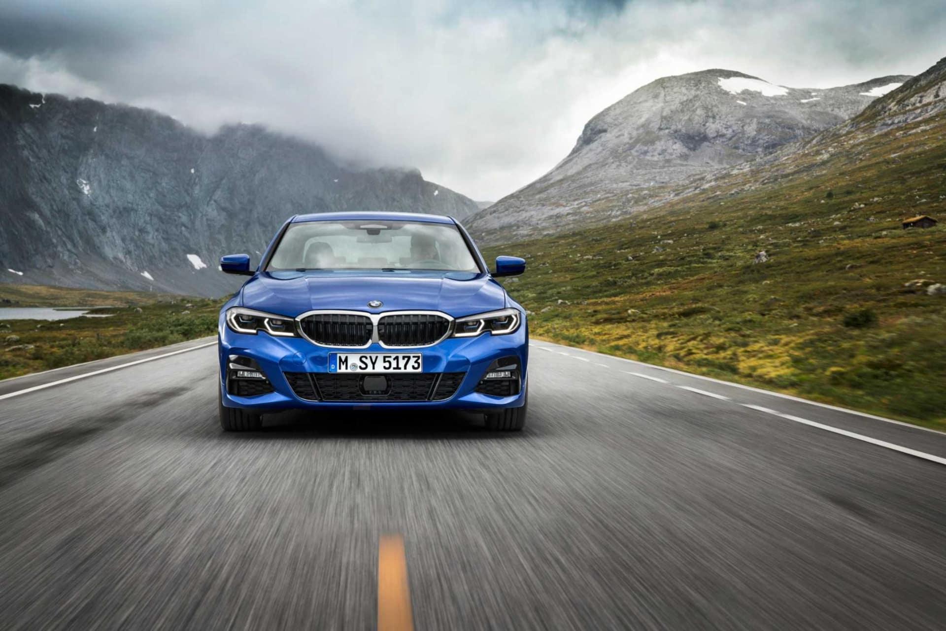 2018 BMW 328d RWC