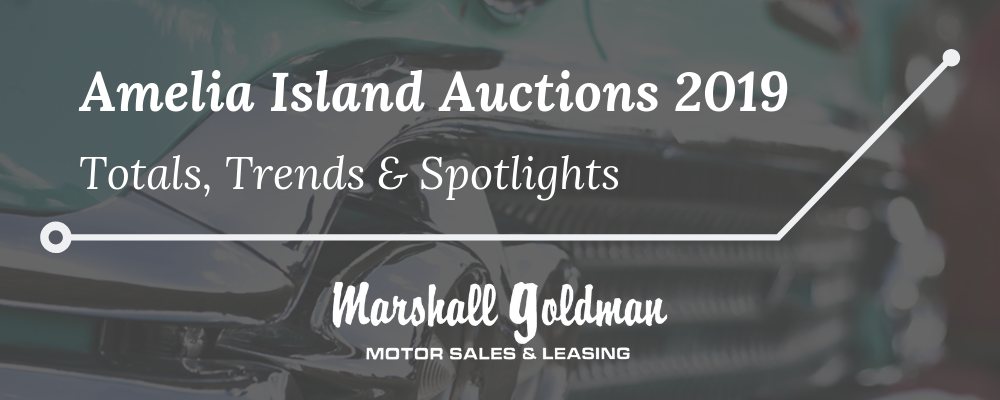 Amelia Island Auction 2019 Recap