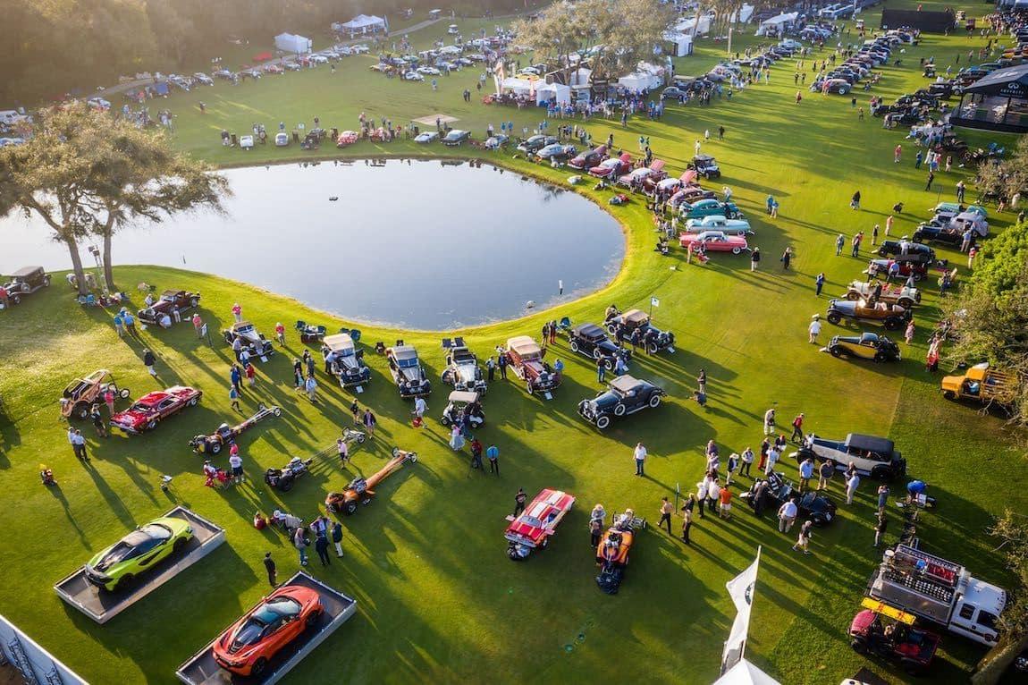 Amelia Island Concours 2019