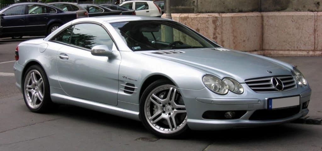 2003-2006 Mercedes SL55