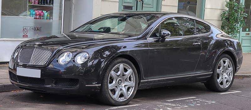 2006-2008 Bentley Continental GT V8