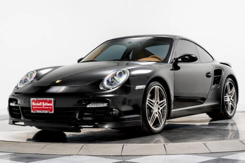 2007-2008 997 Porsche 911 Turbo
