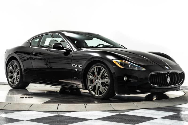 2012-2014 Maserati Granturismo