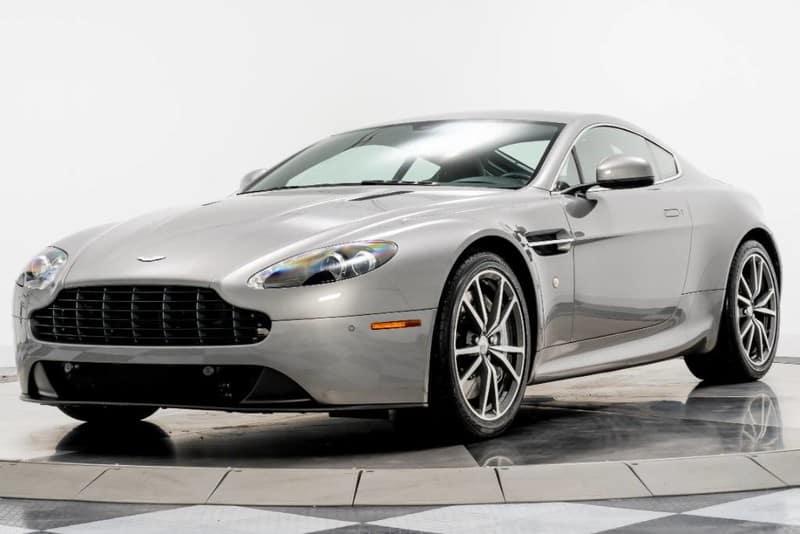2012 - 2015 Aston Marting V8 Vantage