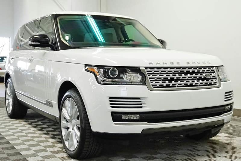 2014 Range Rover Supercharged LWB