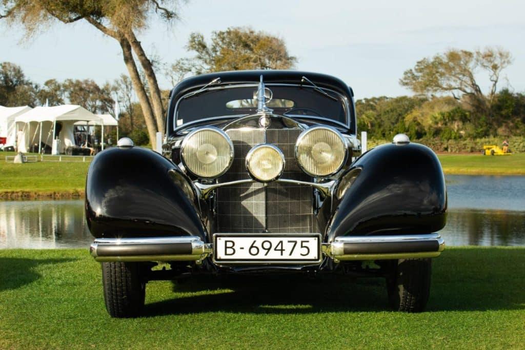 1937 Mercedes 540K Autobahnkurier Prewar Car