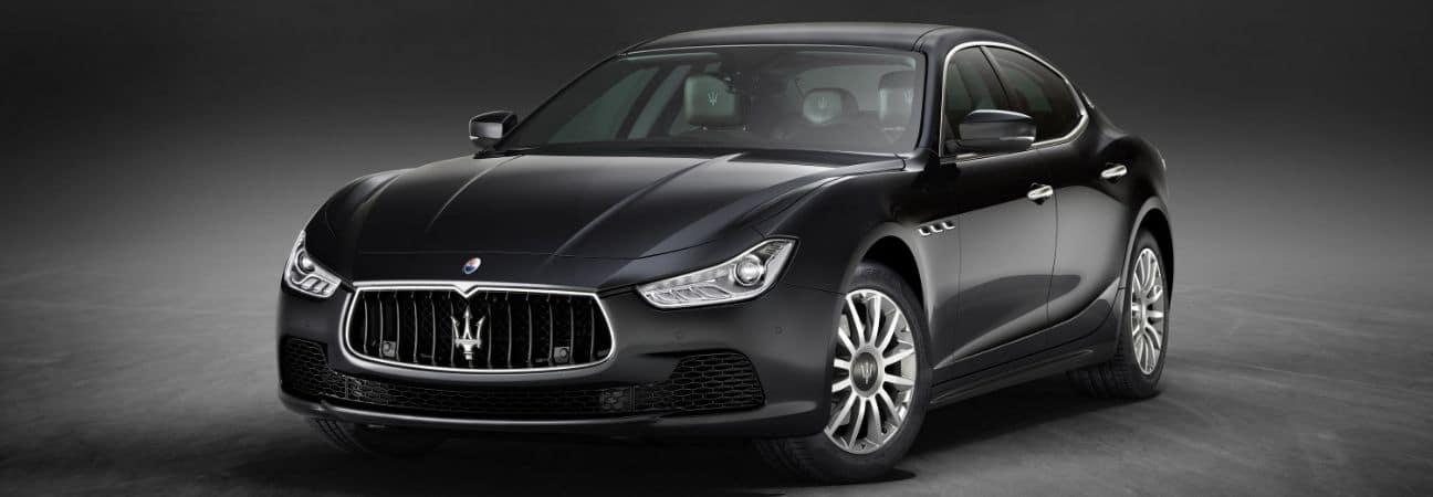 Black 2020 Maserati Ghibli