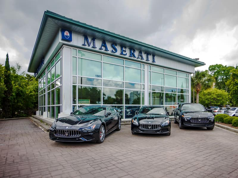New 2019 Maserati Vehicles