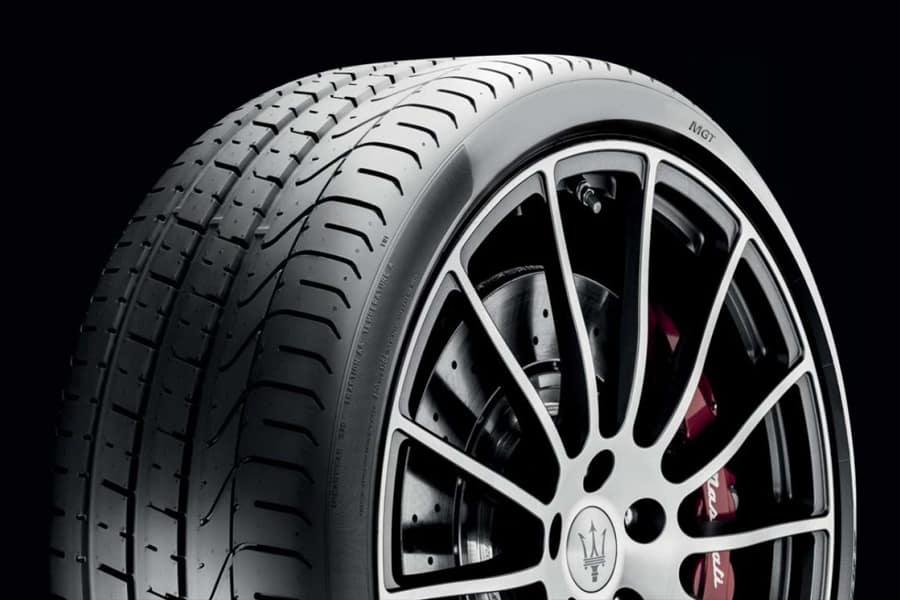 Maserati Genuine Tires