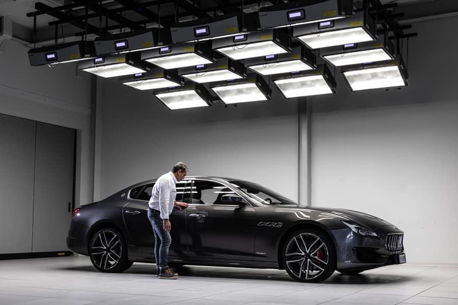 Maserati Reconditioning Services