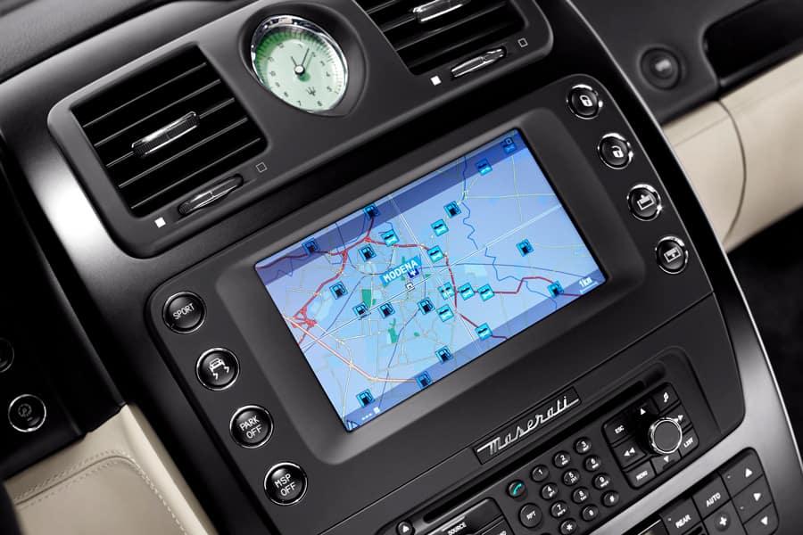 Maserati Navigation Updates