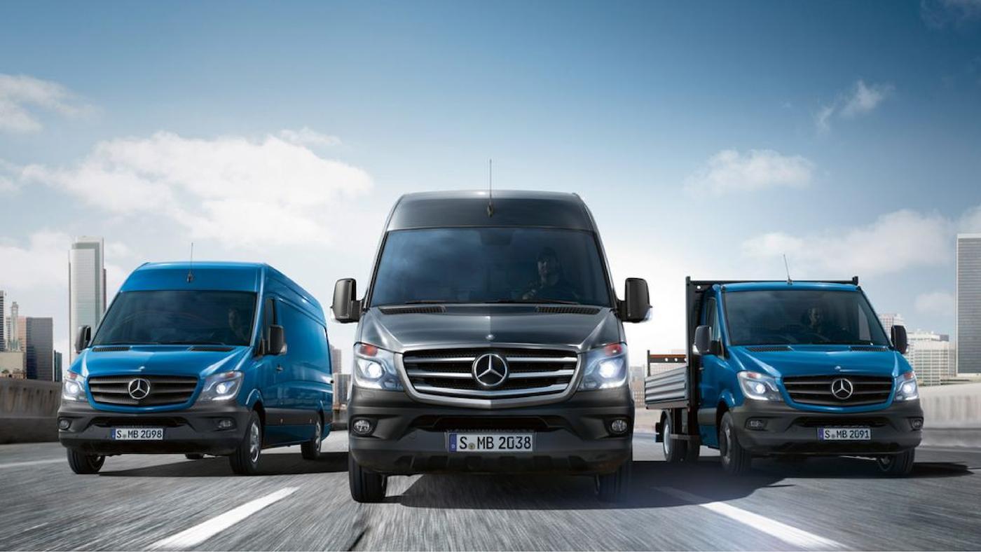 Mercedes-Benz Sudbury Sprinter Vans