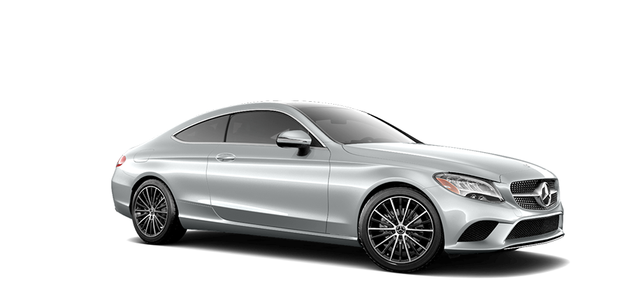 C 300 4MATIC Coupe Starting at $51,900