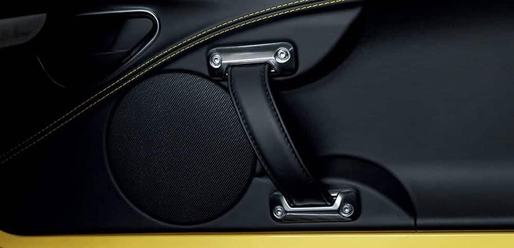 2019 Alfa Romeo 4C Spider Door Interior