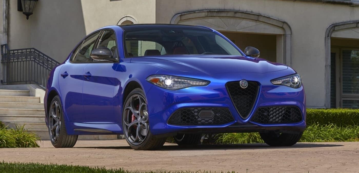 2020 Alfa Romeo Giulia Reviews | McKevitt Alfa Romeo of Berkeley