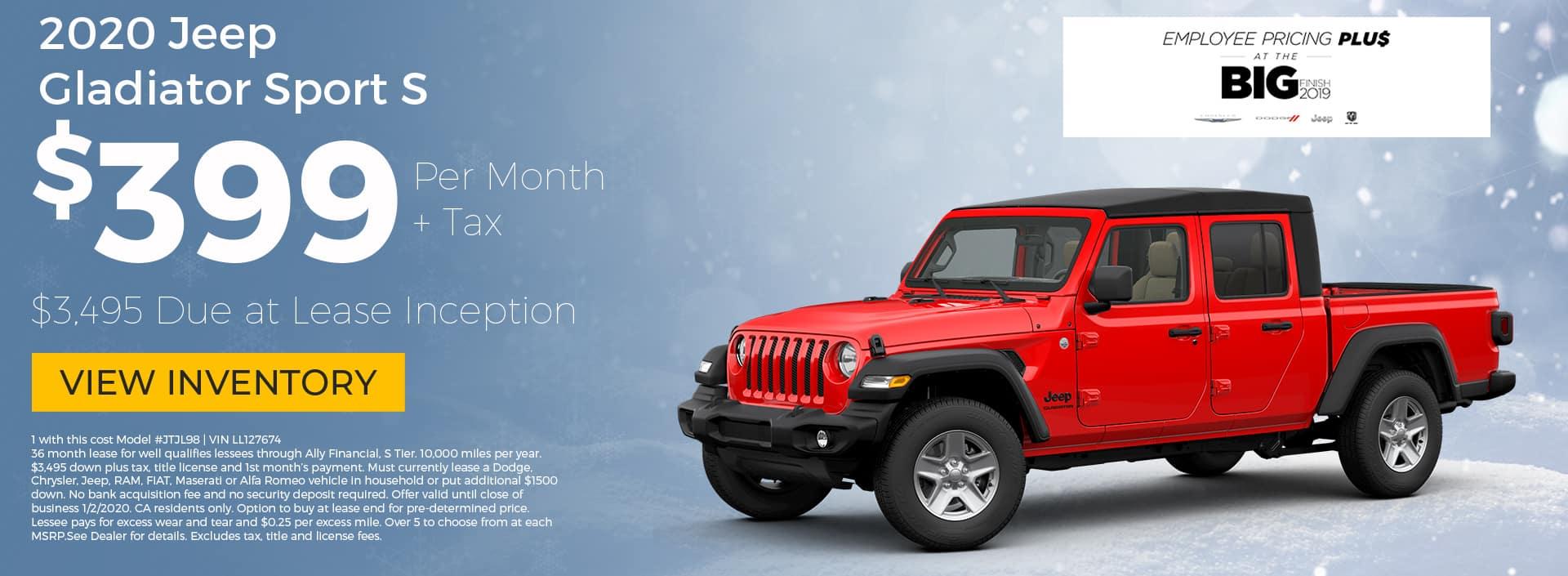 Jeep Gladiator HP