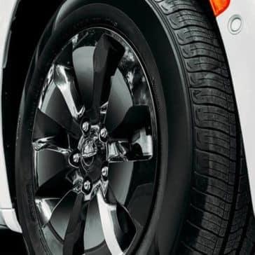 Chrysler Pacifica Hybrid Tire
