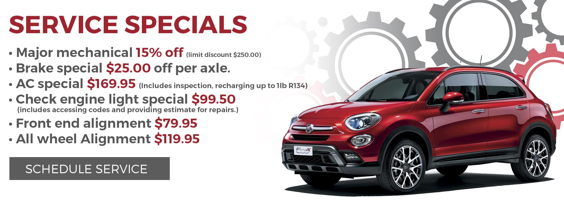 McKevitt FIAT of Berkeley | FIAT Dealer in Berkeley, CA