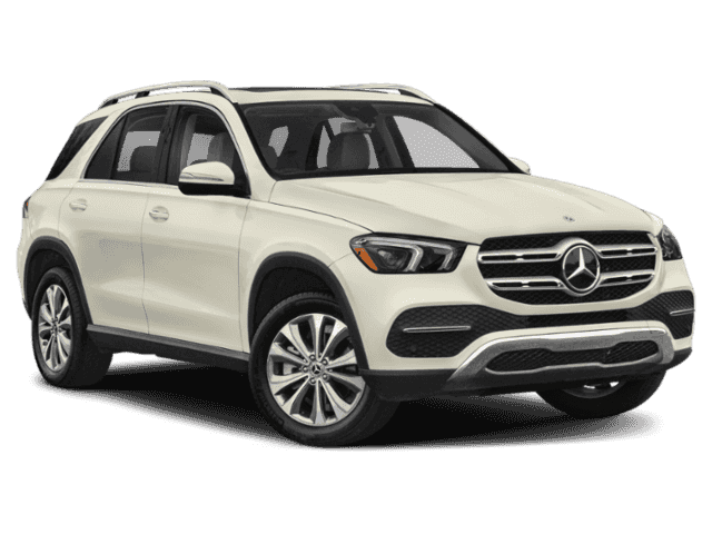 New 2020 Mercedes-Benz GLE 350 4MATIC® SUV with Navigation