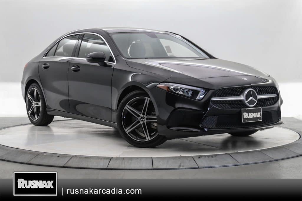 New 2019 Mercedes-Benz A 220 FWD SEDAN