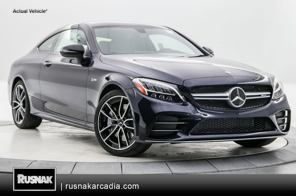 New 2019 Mercedes-Benz C 43 AMG® 4MATIC® COUPE