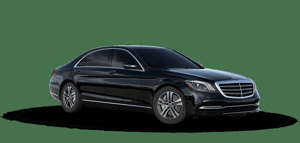 2019 Mercedes-Benz S-Class black
