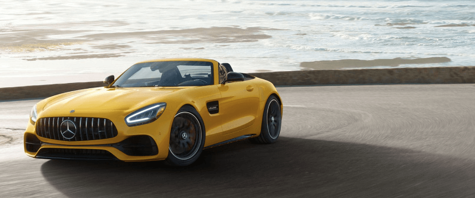2020 Mercedes-Benz AMG-GT Roadster