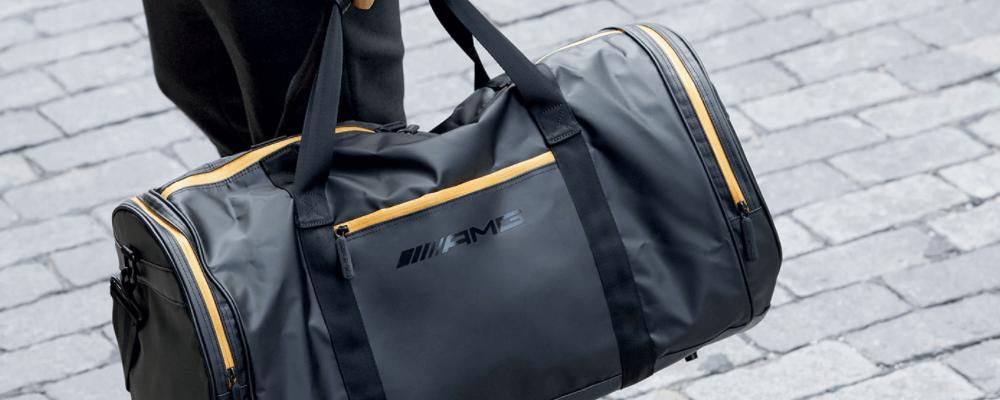 Mercedes-Benz Tote Bag