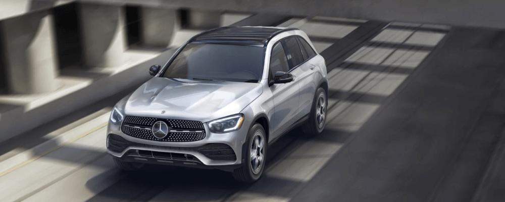 2020 Mercedes-Benz GLC Hybrid