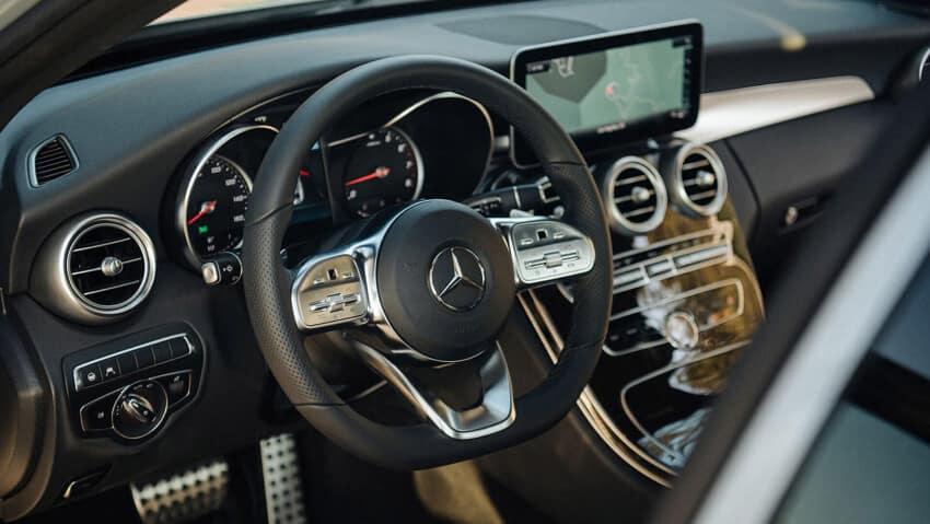 2020 Mercedes-Benz C Class Interior