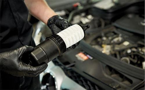 Mercedes-Benz Fleece Oil Filter