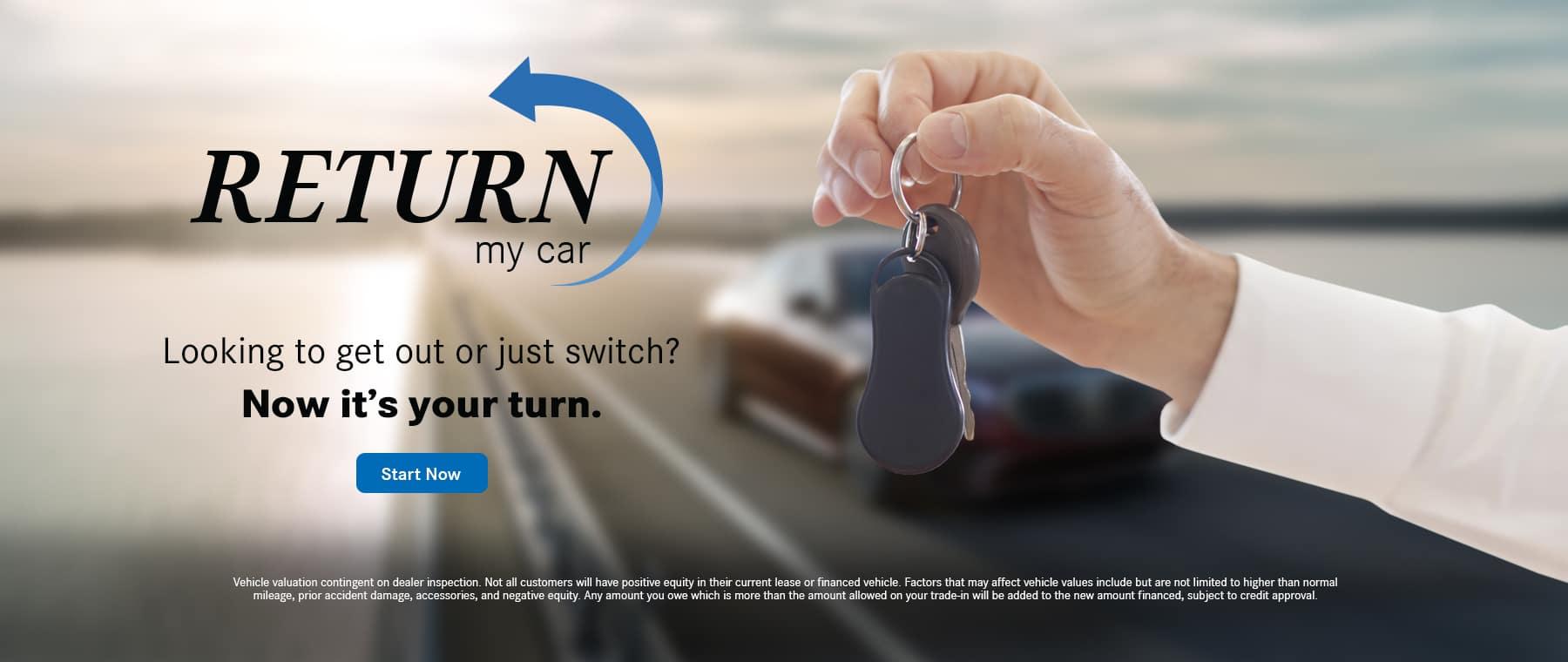 Return my car MB – revised