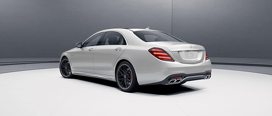 2019 Mercedes Amg S63 Review Mercedes Benz Of College Station