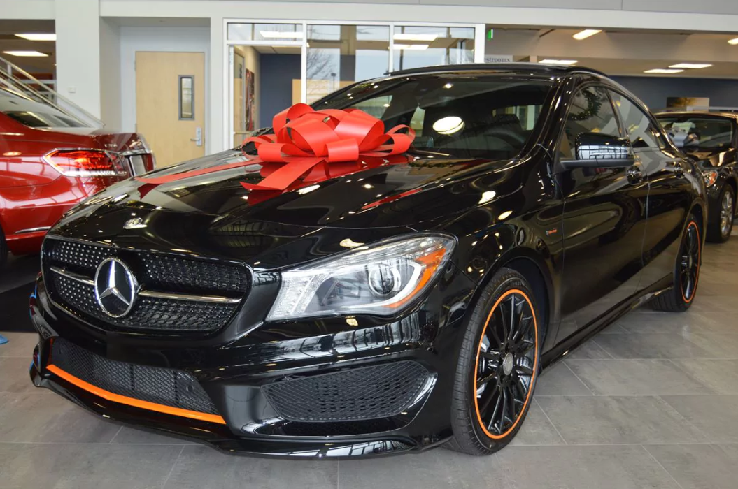 2016 Cla 250 Edition Orange Mercedes Benz Of Huntington