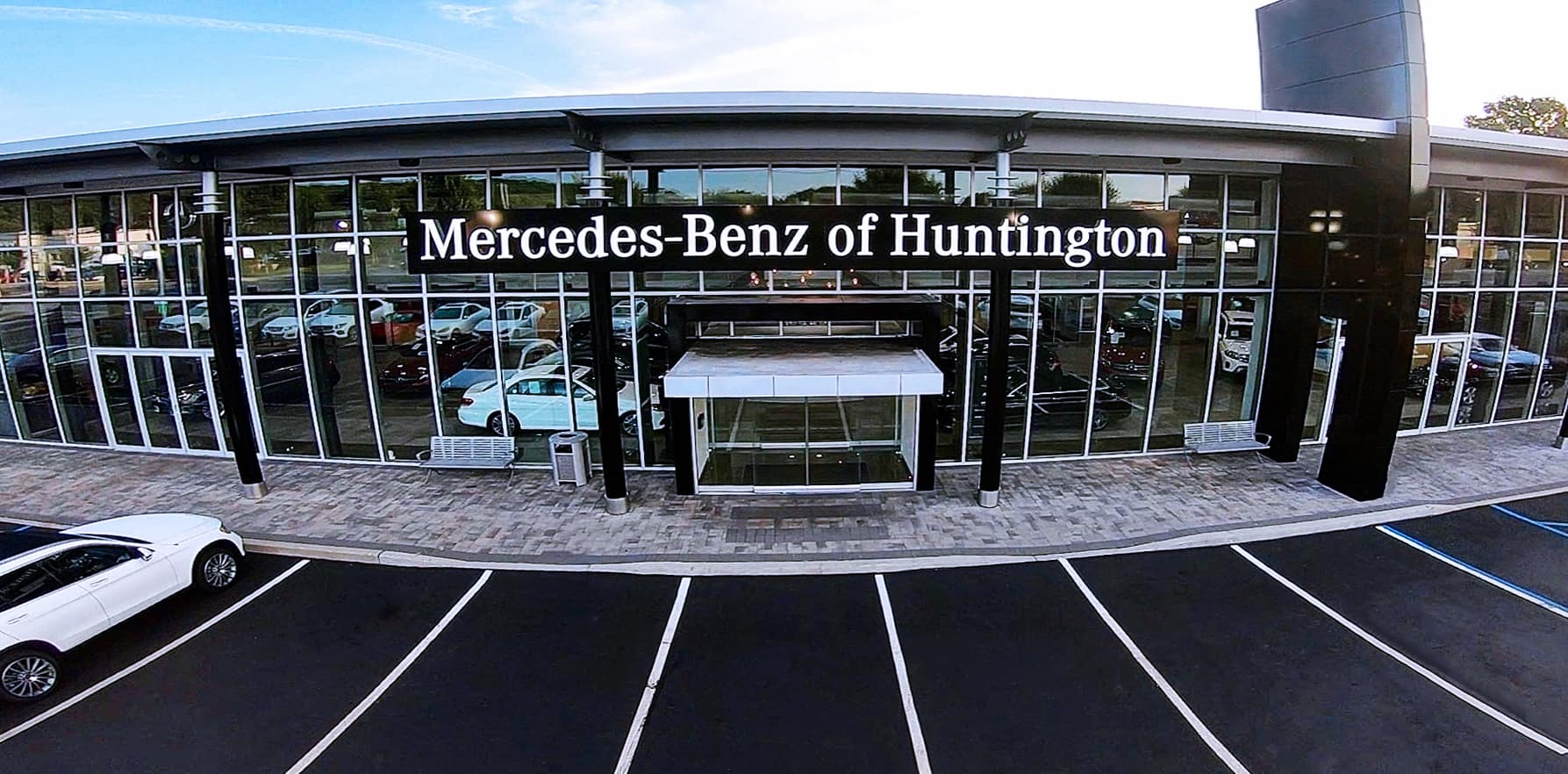 Welcome To Mercedes Benz Of Huntington