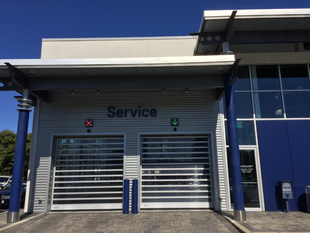 Service Front