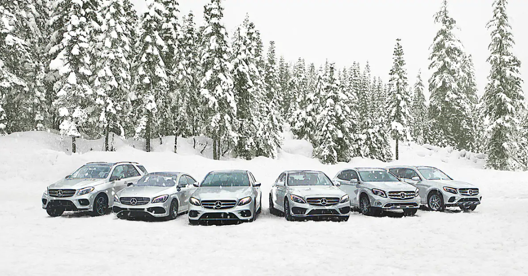 Mercedes-Benz Features To Help You Get Through The Winter Season