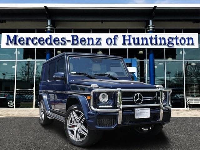 2016 Mercedes-Benz G-Class G 63 AMG<sup>®</sup>