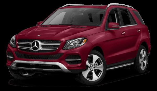 2017 Mercedes Benz GLE SUV