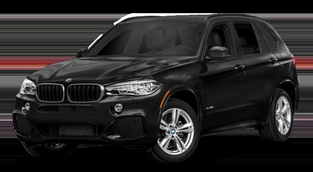 2018 BMW X5 Compare