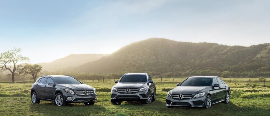 Mercedes-Benz Models Names Explained | Mercedes-Benz of Huntington