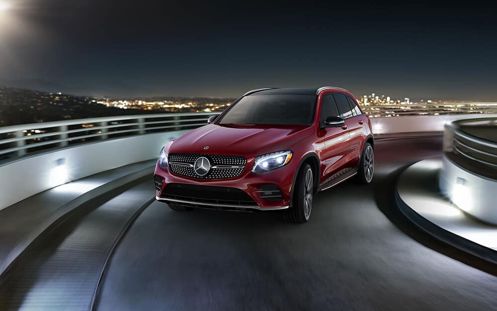 2018 MB AMG GLC 43 Exterior Gallery 3