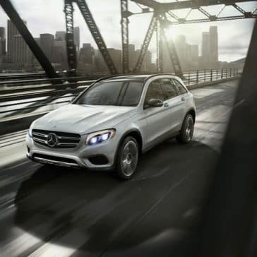 2018 MB GLC 300 Exterior Gallery 1