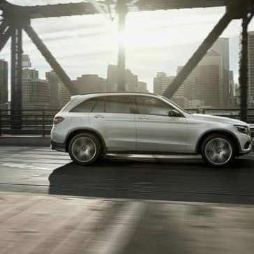 2018 MB GLC 300 Exterior Gallery 2