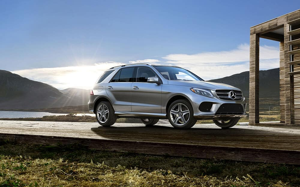 2018 MB GLE 350 Exterior Gallery 1