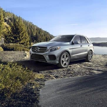 2018 MB GLE 350 Exterior Gallery 2