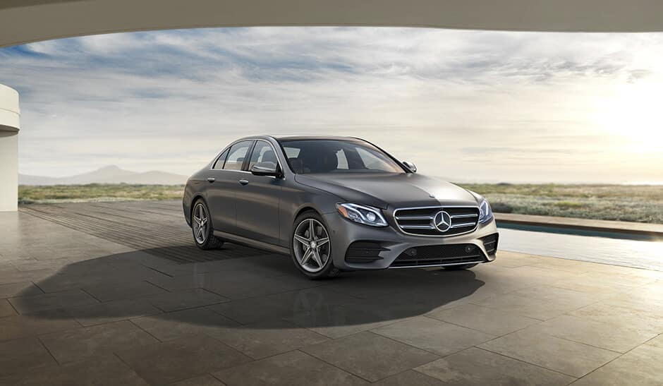 2018 Mercedes Benz E 300 Sedan Exterior Gallery